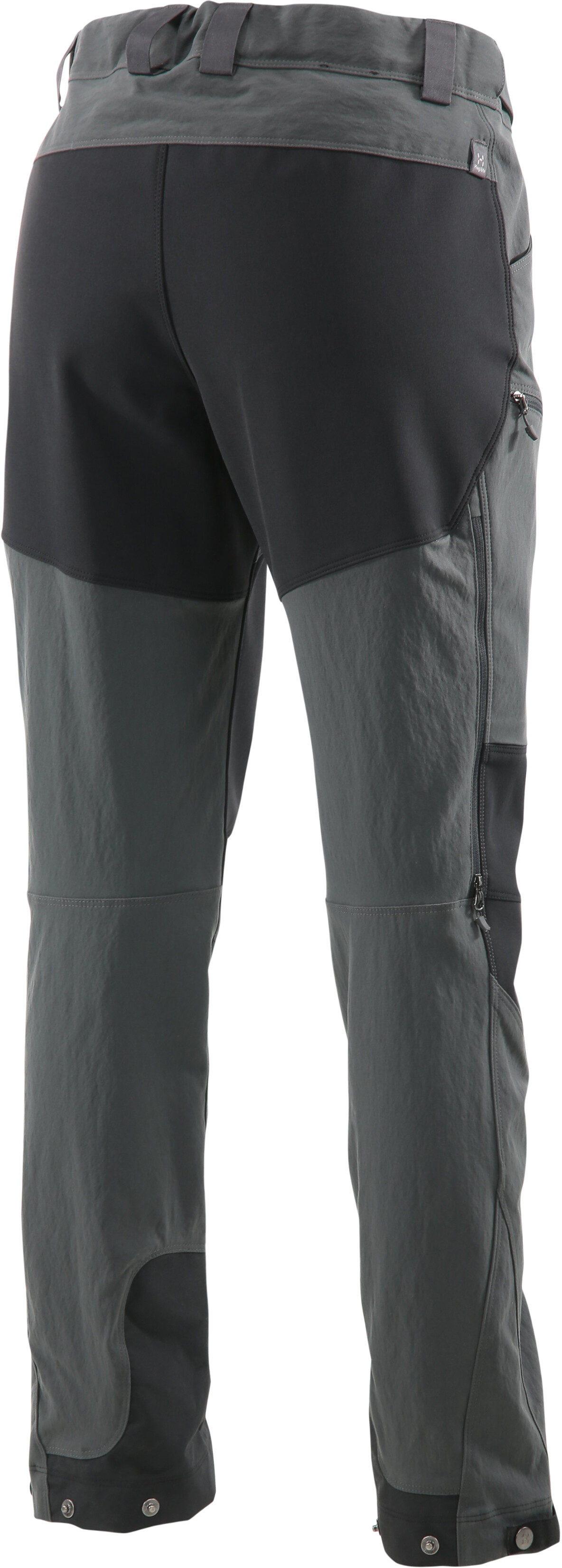Haglofs Rugged Mountain Pants Women Magnetite True Black At Addnature Co Uk